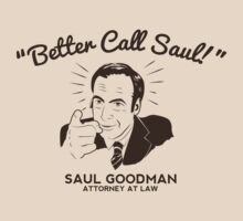 Better Call Saul! by pixelwolfie