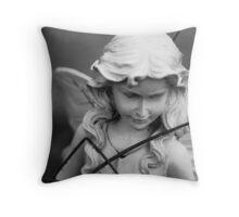 My Angel Throw Pillow