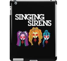 Singing Sirens iPad Case/Skin