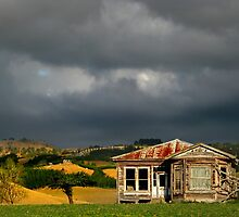 Someone May Still Call This Their Birthplace… by Peter Kurdulija