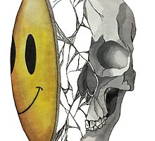 Mask of ignorance by LynenickArt