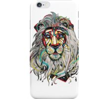 Psychedelic Lion iPhone Case/Skin