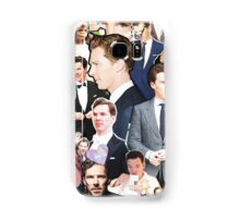 benedict cumberbatch collage Samsung Galaxy Case/Skin