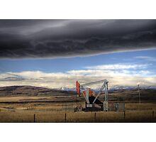 Longview, Alberta Photographic Print
