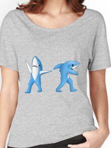 Super Bowl Sharks Women's Relaxed Fit T-Shirt