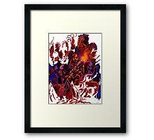 John Carpenters - The Thing Framed Print