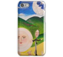 Hey, Diddle-Diddle  iPhone Case/Skin