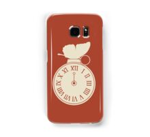 Ticking Samsung Galaxy Case/Skin