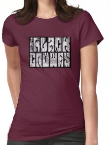 BLack Crowes Womens Fitted T-Shirt