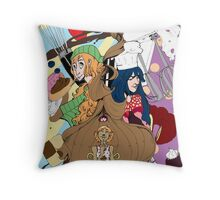 Sweets Love Throw Pillow
