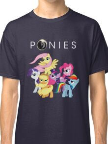 Ponies Classic T-Shirt
