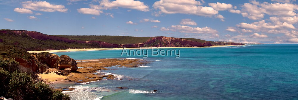 Point Addis - another view by Andy Berry