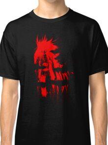 Mazoku - Red on Black Classic T-Shirt