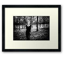 Morena Framed Print