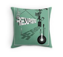 Resurgence Throw Pillow