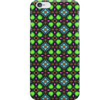 Psychedelic pattern iPhone Case/Skin