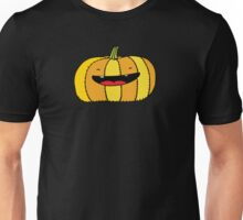 Laughing Pumpking Unisex T-Shirt