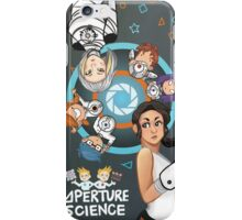 portal gijinka iPhone Case/Skin