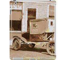 An Old Automobile, Cook, Minnesota, USA - all products iPad Case/Skin