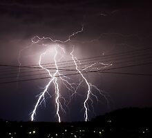 Electricity...would you like it natural or man-made? by Natsky