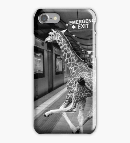 hurry hurry hurry iPhone Case/Skin