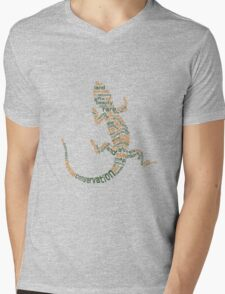 Nature's Gift Mens V-Neck T-Shirt