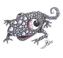 Lizard by Jodi Franzke