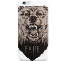 Bare Bears  iPhone Case/Skin