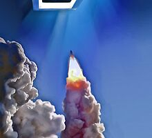 Launch Window by ArtByDrew