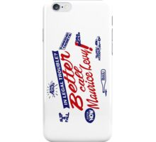 Better call Maurice Levy - (The Wire) iPhone Case/Skin