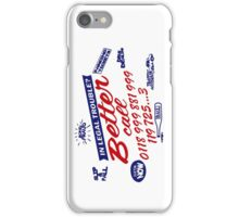 Better Call 0118 99... IT Crowd iPhone Case/Skin