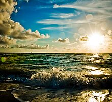 the Glory of Sunrise by Eyecbeauty