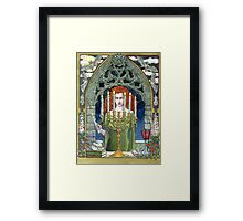 A Spell Nearly Complete Framed Print