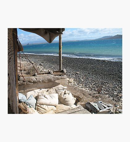 Manta (Marine Camp Madagascar) Photographic Print