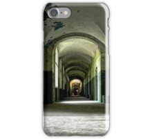 time tunnel iPhone Case/Skin