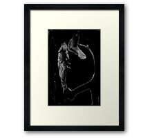 Monday Demigod Framed Print