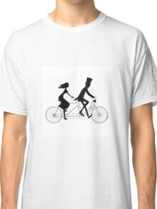 Love-bicycle Classic T-Shirt