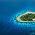 Tropical Island by Bartt