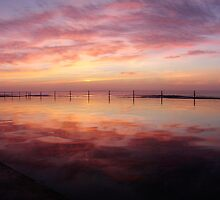 Oily Sunrise by Nick Ford