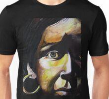 Indian Girl Unisex T-Shirt