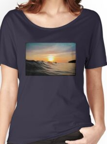 Sunset in Paradise Women's Relaxed Fit T-Shirt