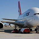 A380 by Nigel Donald