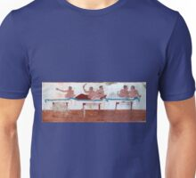 Tomb of the Diver (North wall), Paestum Unisex T-Shirt