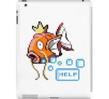 Magikarp Help! iPad Case/Skin