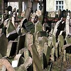 Old Jewish Cemetery (Prague) by Gili Orr