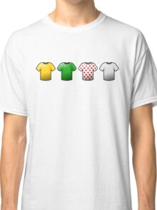 tour de france jerseys Icons Classic T-Shirt