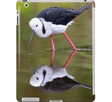 Stilt reflections!! iPad Case/Skin