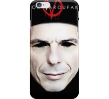V for Varoufakis iPhone Case/Skin