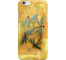 Dragonfly Haze iPhone Case/Skin