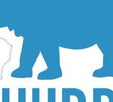 SAVE THE CHUBBY UNICORNS Sticker